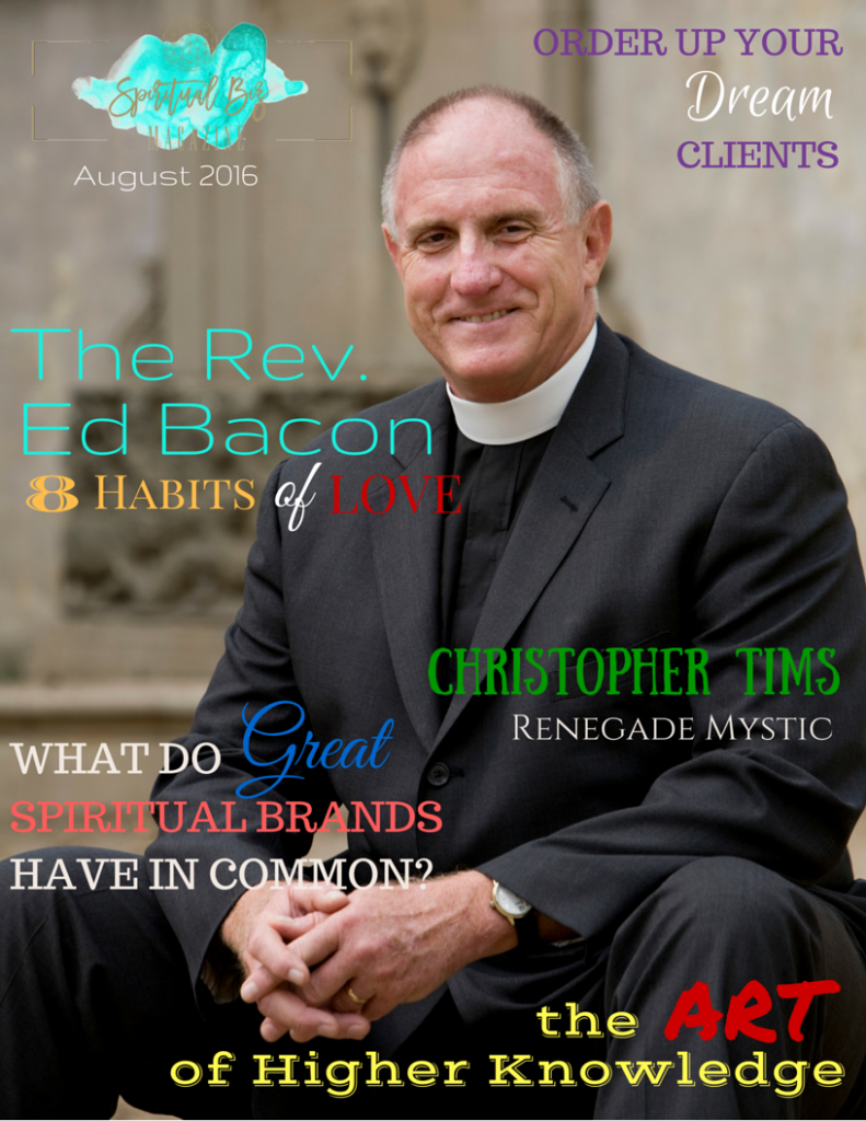 Reverend Ed Bacon