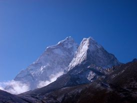 LJAMES My Everest climb by Tahnee